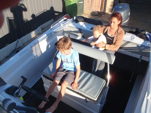 Boat Hire Perth
