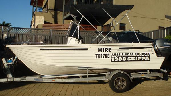 Boat Hire Perth Western Australia