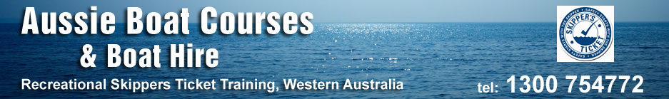 Aussie Boat Courses – Skippers Ticket Training header image